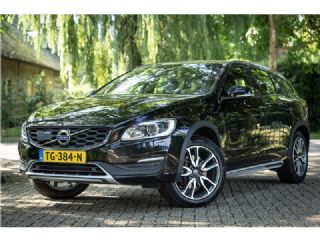 Volvo V60 Cross Country 2.0 D4 190PK AWD Summum Camera Adaptive Cruise