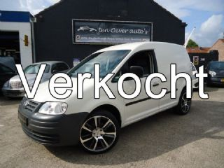 VW Caddy 2.0 SDI Baseline / AUDI-NAVIGATIE-DVD / 19 INCH LM VLG / TREKHAAK / MARGE AUTO / IN TOP STAAT !!