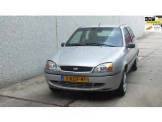 Ford Fiesta 1.3-8V Collection MET NIEUWE APK!!!!!!!