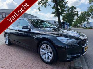 BMW 5 Serie Gran Turismo 535xi High Executive Airco/ECC,Navigatie,Panoramadak