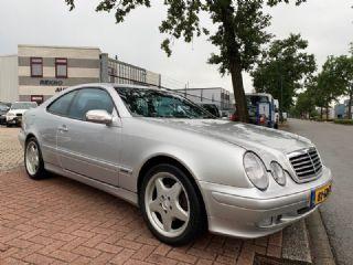 Mercedes Benz CLK-Klasse Coupé 200 Kompressor Elegance Airco,Navigatie,Cruisecontrol