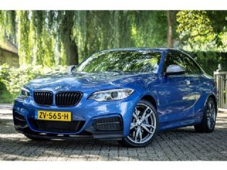 BMW 2 Serie Coupé M240i xDrive M-Performance Schuifdak Adaptief onderstel Harman Kardon