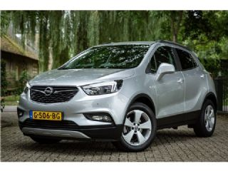 Opel Mokka X 1.4 Turbo Innovation Camera Leder