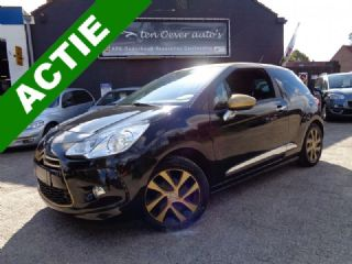 Citroen DS3 1.2 VTi 82 PK SO CHIC / AIRCO / CRUISE CONTROL / ELEK RMN / C.VERGR.AFSTAND / RADIO-CD MP3 / LEDDAGRIJVERLICHTING / IN TOP STAAT