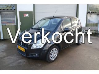 Suzuki Splash 1.0 VVT Exclusive EASSS KEY LESS GO START STOP LMV NAP AIRCO STOEL VERW.
