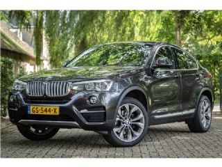 BMW X4 3.5i xDrive High Executive Schuifdak Head Up Dynamic Damper