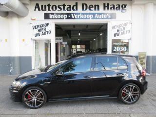 VW Golf 2.0 TDI GTD DSG Bj 2013 Leer Panormadak