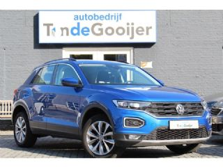 VW T-Roc 1.0TSI Style | LED | STOELVERW. | 17INCH