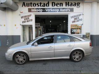 Opel Vectra GTS 2.2-16V DTI Elegance Aut Bj 2003 Leer Airco
