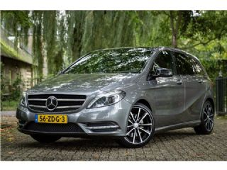 Mercedes-Benz B-Klasse 250 Ambition Sport Panorama Leder Night Camera
