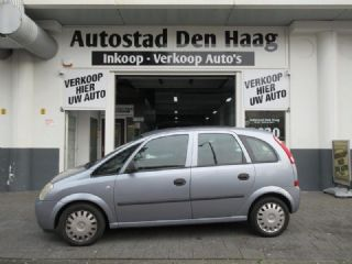 Opel Meriva 1.6-16V Essentia Automaat Bj 2003 5 Deurs Airco