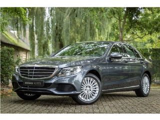Mercedes-Benz C-Klasse 180 Exclusive 17