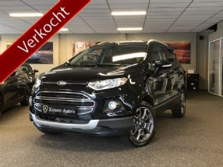 Ford EcoSport occasion - Kroom Auto's