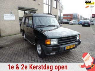 Land-Rover Discovery 2.5 Tdi XE VAN,Airco,Cruise control,L.M.velgen..