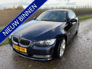 BMW 3 Serie Coupe 335i High Executive Leer Navigatie Enz