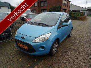 Ford Ka occasion - Auto Contact B.V.