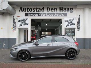 Mercedes-Benz A-Klasse 180 Aut Camera Leer Pano 18'' AMG