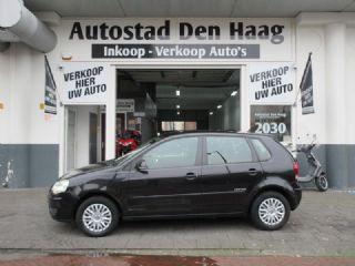 VW Polo 1.4-16V Optive 5 Deurs Airco