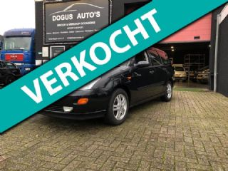 Ford Focus Wagon 1.6-16V Ghia Airco Elk.ramen bluetooth