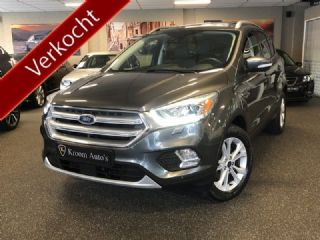 Ford Kuga occasion - Kroom Auto's