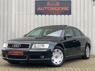 Audi A8 3.7 quattro Exclusive Youngtimer
