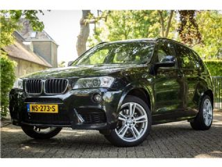 BMW X3 xDrive20i High Executive M-Sport Panorama Dynamic Damping