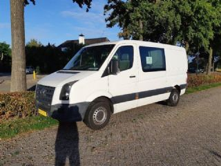 VW Crafter 35 2.5 TDI L2H1 DC Trendline airco pdc