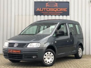 VW Caddy 1.6 Comfortline 7persoons