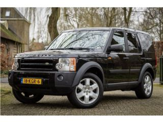 Land-Rover Discovery 4.4 V8 HSE Premium Pack 7-Persoons DVD Schermen