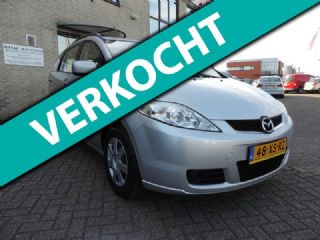 Mazda 5 1.8 Touring Airco,86dkm,5 persoons,GARANTIE!!