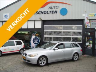 BMW 5 Serie 3.0 D 530 TOURING AUT Executive Stage 2