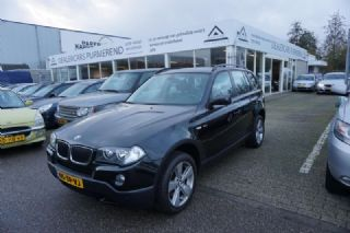 BMW X3 occasion - Dealercars Purmerend