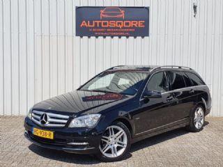 Mercedes-Benz C-Klasse Estate 220 CDI BlueEFFICIENCY Business Class Avantgarde