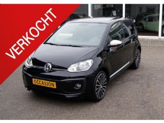 VW up! 1.0 BMT high up! Pano,Clima,Pdc,Black Edition,RIJKLAARPRIJS!!
