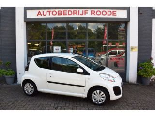 Citroen C1 1.0-12V Exclusive AIRCO,LED,TOP STAAT!