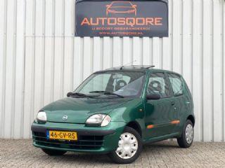 Fiat Seicento 1.1 Green Team Schuifdak