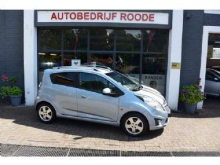 Chevrolet Spark 1.2 16V LT AIRCO,NAVIGATIE,PDC,TOP STAAT!