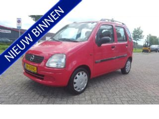 Opel Agila 1.2-16V Color Edition Stuurbekrachtiging