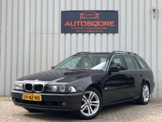 BMW 5 Serie Touring 520i Edition Automaat LPG G3