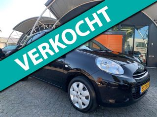 Nissan Micra 1.2 DIG-S Acenta AUTOMAAT 5-DRS AIRCO