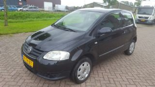 VW Fox 1.4 TDI Trendline