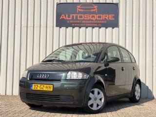 Audi A2 1.4 TDI VOL OPTIES NAP