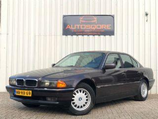 BMW 7 Serie 728i Executive NAP