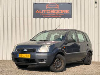 ford-cng-technik Fusion 1.4 TDCi First Edition
