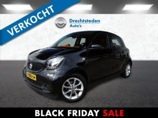 "Smart Forfour 1.0 Passion 5-Drs! 70.098KM! Airco/Ecc! LED! Cruise! 15""Inch!"