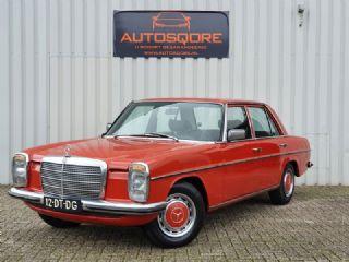 Mercedes-Benz W115 200 Automaat NIEUWSTAAT