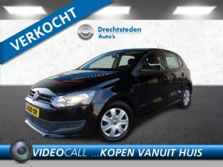 Volkswagen Polo 1.2 5-Deurs! Airco! 98.886KM! Bluetooth!
