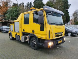 Iveco EXCL-BTW 80E 18 4x2 LEPELWAGEN-TOW TRUCK-ABSCHLEPPFAHRZEUG AUT. CAMERAAIRCOCRUISE occasion - Haverkamp Auto's B.V.