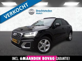 Audi Q2 1.0 TFSI Aut.! Panodak! Virtual Cockpit! Keyless! Adaptive Cruise! Full LED! Carplay!