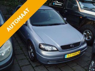 Opel Astra 1.6 16V 5D AUT Comfort lees de advertentie goed.